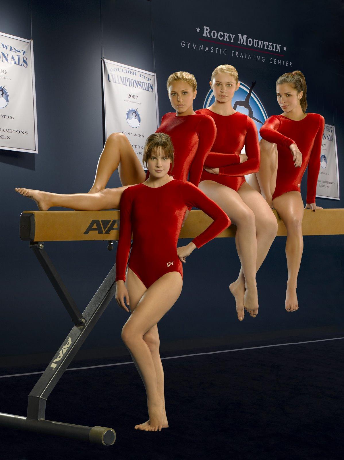 Гимнастки / Добиться или сломаться 1,2,3 сезон смотреть онлайн.
