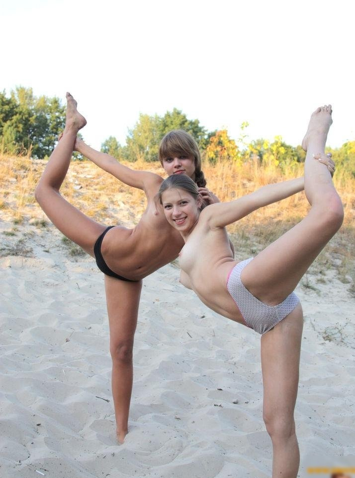 Голые малодые гимнастки фото 529-197